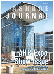 January 2018 ASHRAE Journal