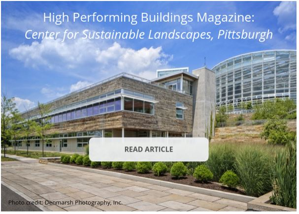Center for Sustainable Landscapes,