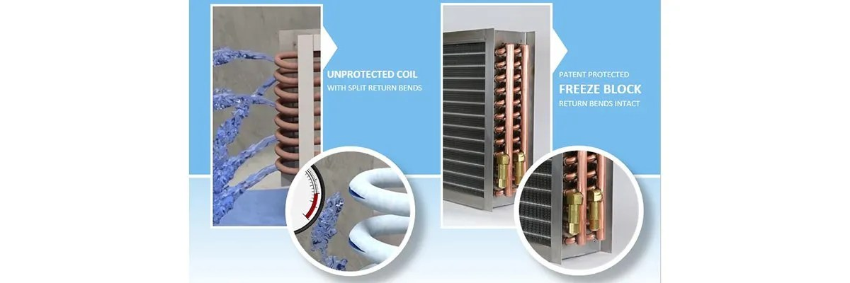 Unprotected Coil vs Protected Coil