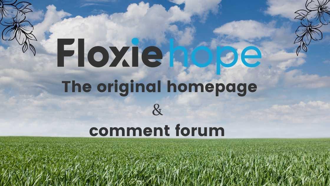Floxie Hope Homepage