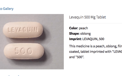 Levaquin Production Stopped by J&J/Janssen Pharmaceuticals