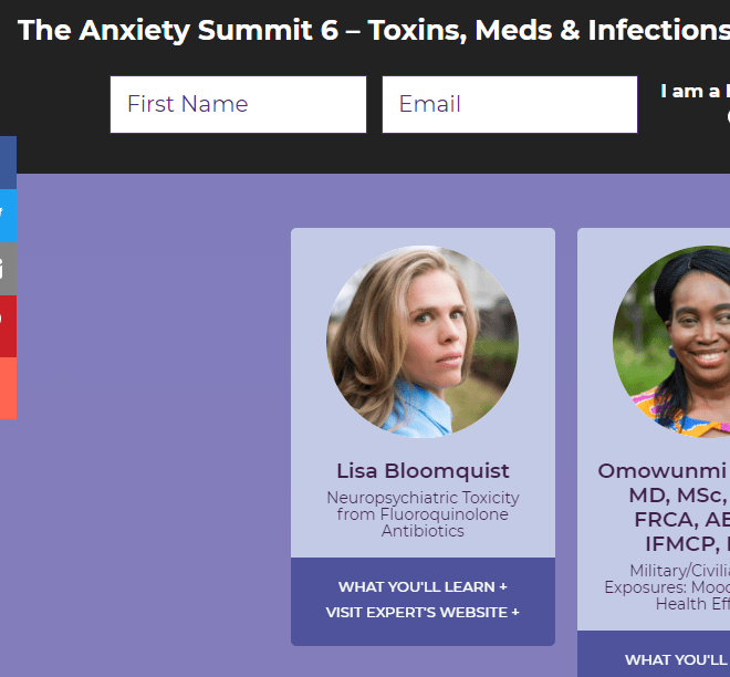 The Anxiety Summit 2020
