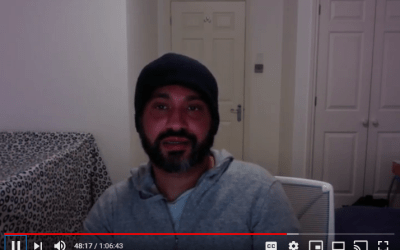 Rahul's Story of Fluoroquinolone Toxicity and Recovery