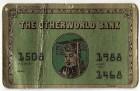 "Joss Credit Card-""The Otherworld Bank"" (front)"