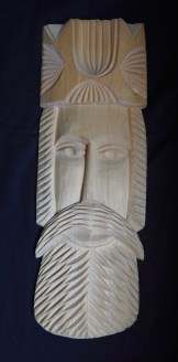 Mask of Vlad Tepes