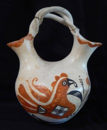 Two-handled pitcher