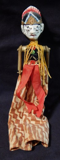 Articulated doll/puppet