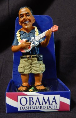 Obama Dashboard Doll
