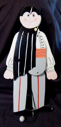 Dracula marionette