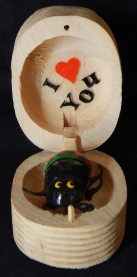 Jiggly Lady Bug (Interior)