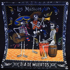 Day of the Dead Ornamentation