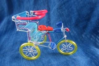 Bike Taxi Toy