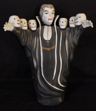 "Halloween Decoration-USA-Vampire Fans/popular culture-Ceramic/glaze-10"" x 8"""