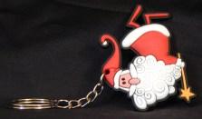 """Celebrates Christmas-USA-American/Global-Plastic/metal-2 1/4"""" x 1"""""""