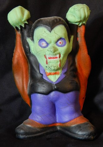 "Halloween decoration-USA-Halloween celebrants/Popular culture-Foam-4 1/2"" tall"