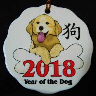 Celebrates Year of the Dog