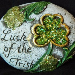 """Luck of the Irish"" Rock"