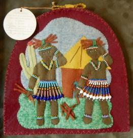 Zulu Tea Cozy