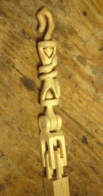 Earnest Bennett's Snake Chain