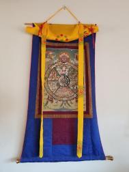 Bhutanese Thanka