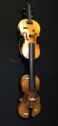 Ten String Double Violin, Sydney, 1984.