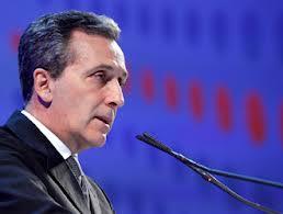 Il Ministro dell'Economia, V.  Grilli