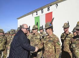 Il Sottosegretario Magri in Afghanistan