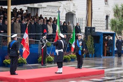 Roma, 28.01.2013 - Cambio di consegne al vertice della M.M.