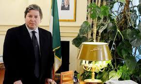 Il Ministro per la P.A., Gianpiero D'Alia