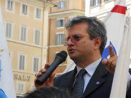 Marco Carlomagno, Segr. Gen. FLP