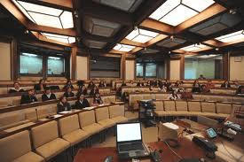 L' aula della Commissione Difesa del Senato