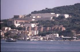 Il Grafico visto dal mare di Gaeta