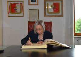 La dr.ssa Enrica Preti, Direttore Generale di PERSOCIV