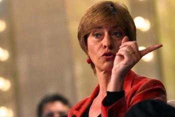 La Ministra della Difesa, sen. Roberta Pinotti