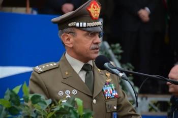 Il gen. CA Danilo Errico, nuovo Capo di SME
