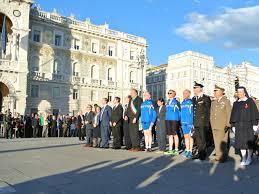 La Ministra Pinotti in tenuta ginnico sportiva a Trieste il 24 u.s.