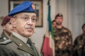 Il nuovo Capo di SME, gen. CA Danilo Errico