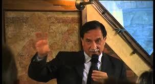 L'on. Domenico Rossi, Sottosegretario delegato alle relazioni sindacali