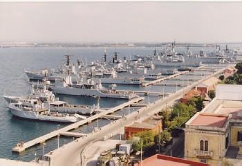 L'Arsenale M.M. di Taranto