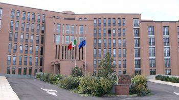 Una foto di Palazzo Messe, sede di PREVIMIL