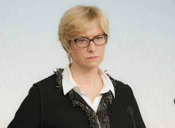 La Ministra della Difesa, Roberta Pinotti