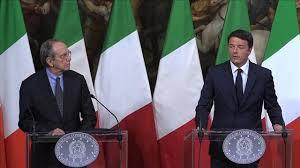 Il Premier Renzi e il Ministro Padoan illustrano i contenuti del DDL bilancio 2017
