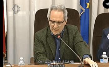 L'on. GP Scanu tra i firmatari degli emendamenti sollecitati da FLP DIFESA