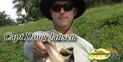 Capt Doug Jansen - Peacock Bass Fishing Guides
