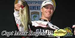 Capt Mark Rogers - Peacock Bass Fishing Guides