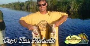 Capt Tim - Florida Peacock bass fishing guides