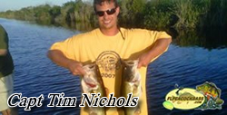 Capt Tim Nichols - Peacock Bass Fishing Guides