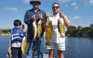Miami Florida Peacock Bass Fishing