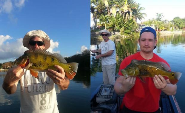 Miami Airport Lakes Fishing Charter