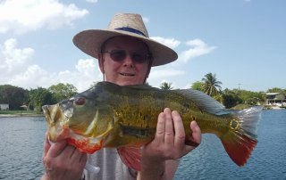 Miami Quality Peacock Bass Fishing